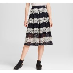 Who want wear NWT lace skirt